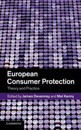European Consumer Protection | James Devenney |