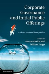 Corporate Governance and Initial Public Offerings