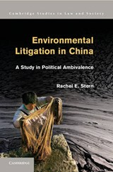 Environmental Litigation in China | Rachel E. Stern |