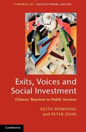 Exits, Voices and Social Investment