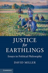 Justice for Earthlings | David Miller |