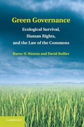 Green Governance | Burns H Weston |