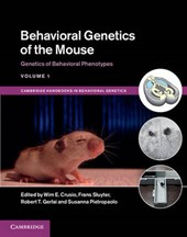 Behavioral Genetics of the Mouse