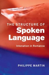 The Structure of Spoken Language