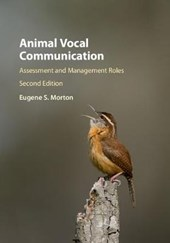 Animal Vocal Communication