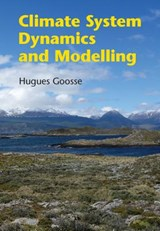 Climate System Dynamics and Modeling | Hugues Goosse |