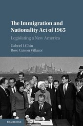 The Immigration and Nationality Act of | Gabriel J. Chin |