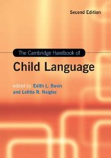 The Cambridge Handbook of Child Language | auteur onbekend |