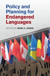 Policy and Planning for Endangered Languages | Mari C. Jones |
