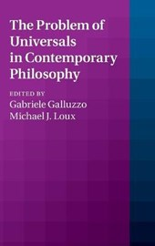Problem of Universals in Contemporary Philosophy