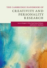 The Cambridge Handbook of Creativity and Personality Research |  |