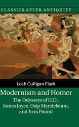 Modernism and Homer | Leah Culligan Flack |
