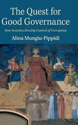 The Quest for Good Governance | Alina Munugiu-pippidi |