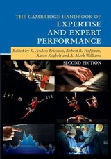 The Cambridge Handbook of Expertise and Expert Performance | K. Anders Ericsson |