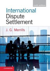 International Dispute Settlement | J. G. Merrills |
