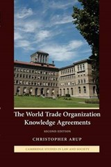 World Trade Organization Knowledge Agreements | Christopher Arup |