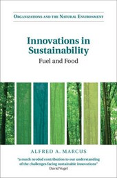 Innovations in Sustainability | Alfred A. Marcus |