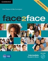 face2face Intermediate Student's Book with DVD-ROM | Chris Redston |