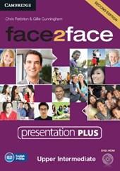 Face2face Upper Intermediate Presentation Plus DVD-ROM