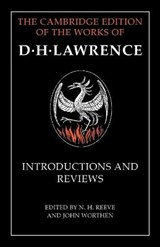 Introductions and Reviews | D. H. Lawrence |