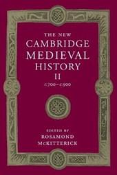 New Cambridge Medieval History: Volume 2, c.700-c.900