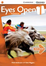 Eyes Open Level 1 Workbook with Online Practice | Vicki Anderson |