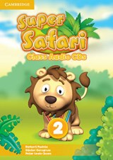 Super Safari Level 2 Class Audio CDs (2) | Herbert Puchta |