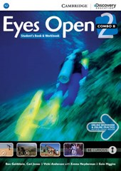 Eyes Open Level 2 Combo B with Online Workbook and Online Pr