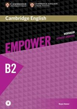 Cambridge English Empower Upper Intermediate Workbook withou | Wayne Rimmer |