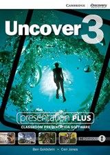 Uncover Level 3 Presentation [With DVD ROM] | Ben Goldstein |