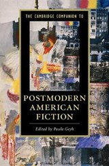 The Cambridge Companion to Postmodern American Fiction | auteur onbekend |