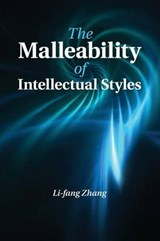 The Malleability of Intellectual Styles | Li-fang Zhang |