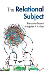 The Relational Subject | Pierpaolo Donati |