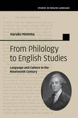 From Philology to English Studies | Haruko Momma |