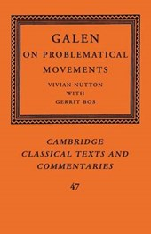 Galen On Problematical Movements