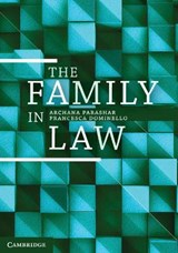 The Family in Law | Parashar, Archana ; Dominello, Francesa |