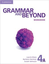 Grammar and Beyond Level 4 Workbook a