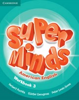 Super Minds American English Level 3 Workbook | Herbert Puchta |