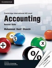 Cambridge International as Level Accounting