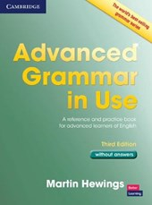 Advanced Grammar in Use Book Without Answers
