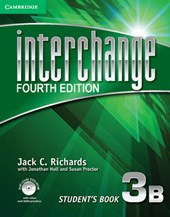Interchange Level 3 Student's Book B with Self-Study DVD-ROM and Online Workbook B Pack | Jack C. Richards |