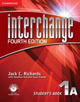 Interchange Level 1 Student's Book a with Self-Study DVD-ROM and Online Workbook a Pack | Jack C. Richards |