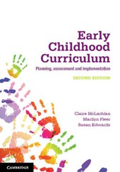 Early Childhood Curriculum | Claire McLachlan |