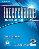 Interchange Level 2 Teacher's Edition with Assessment Audio CD/CD-ROM | Jack C. Richards |