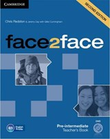 Face2face Pre-Intermediate Teacher's Book with DVD | Chris Redston |
