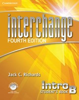 Interchange Intro Student's Book B with Self-Study DVD-ROM and Online Workbook B Pack | Jack C. Richards |