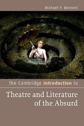 Cambridge Introduction to Theatre and Literature of the Absu