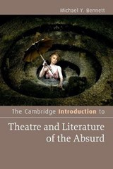 Cambridge Introduction to Theatre and Literature of the Absu | Michael Y. Bennett |