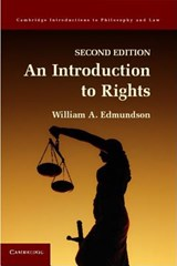 An Introduction to Rights | William A. Edmundson |