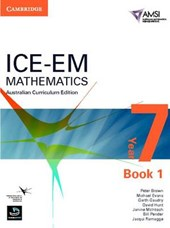 Ice-em Mathematics Australian Curriculum Edition Year